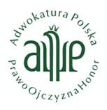 Adwokatura Polska Prawo Ojczyzna Honor